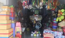 Sang cửa hàng bách hoá số 1456 đường Lê Đức Thọ, phường 13, quận Gò Vấp, TP HCM.