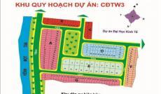 Cần bán 2 lô đất nền Mẫu Giáo Trung Ương 3, Liên Phường, Q9, sổ đỏ, lô góc dt 9x18,5m
