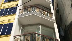 Cho thuê KS nội thất cao cấp ngay khu Bùi Viện, 15P, 144.7 triệu. DT: 4x20m. Kết cấu: Trệt lửng 4 lầu, 15P full nội thất cao cấp, có thang máy