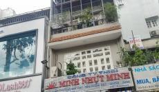 Bán gấp nhà 2 mặt tiền đường Võ Văn Tần, Quận 3. DT: 12x30m, giá 160 tỷ