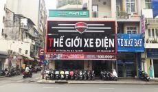 Nhà bán MT đường Nguyễn Văn Cư,quận 5.DT:8x18.Giá 67 tỷ