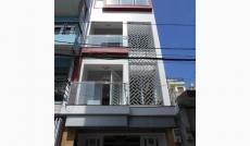 Góc 2 MT HXH Nguyễn Thiện Thuật, 4x12, 4 tầng, chỉ 10,8 tỷ