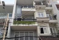 Hot hot !! Chủ nhà cần tiền bán gấp nhà mt đường số Tân Quy, Q7, DT 4x20m. 3 lầu, ST. Giá 9,8 tỷ