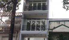 Nhà bán góc 2 MT đường Đinh Bộ Lĩnh, DT 4x22m, 1 trệt, 5 lầu, sân thượng