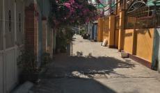 Cho Thuê nhanh nhà đường nội bộ Bùi Minh Trực, P6 Quận 8.