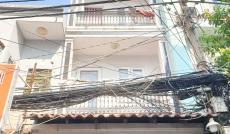 Cho thuê nguyên căn nhà 2 lầu mặt tiền hẻm 141 đường Tám Danh P.4 Quận 8