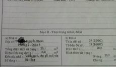 Bán nhà riêng tại Đường Nguyễn Khoái, Quận 4, Hồ Chí Minh diện tích 21m2  giá 1600 Tỷ