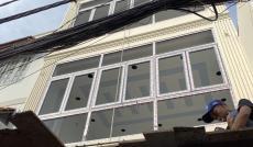 Cần bán nhà hẻm 1247 Huỳnh Tấn Phát, Quận 7, dT 5x13m, 1 trệt 3 lầu, sân thượng. Giá 5,3 tỷ