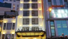 Cho Thuê Khách Sạn 3 Sao Mặt Tiền Đường Nguyễn An Ninh Quận 1 Có 58 Phòng.Giá 31.000$