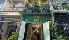 Cần bán nhà 3 lầu hẻm xe hơi Huỳnh Tấn Phát, Nhà Bè, Dt 3x15m. Giá 1,99 tỷ.