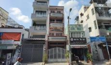 Nhà bán mặt tiền Lý Thường Kiệt (P7), Q10, DT 4.9x22.5m, 4 tầng mới đẹp, giá 28 tỷ, giá đầu tư