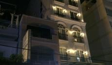 Cần bán nhà mặt tiền Nguyễn Cửu Vân, P17, Q. Bình Thạnh. DT: 8.1x25m, hầm, 7 lầu, HĐT 160tr/tháng
