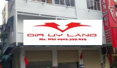 Cho thuê nhà nguyên căn góc MT đường với hẻm - Nguyễn Đình Chiểu, P. 2, Q. 3