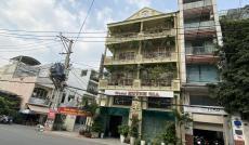 Bán Khách Sạn Đường Nguyễn Cửu Vân Quận Bình Thạnh,DT:8.7x18m+5 Lầu.Giá 53 Tỷ