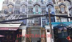 Nhà Mặt Tiền A.D.Vương - P.16 - Q.8 - 3.5 lầu - 4x25m