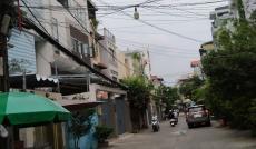 Góc 2 MT kinh doanh Nhật Tảo, P7, Q10 khu chợ Điện Tử, DT: 7x13m, trệt + 4 Lầu, HĐT 66tr, 23 tỷ TL