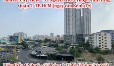 Hiện tại mình cần chuyển nhượng căn Officetel tầng thấp – Sunrise City View – 33 Nguyễn Hữu Thọ