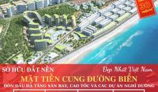 CK 2% từ chủ đầu tư cho đất nền mặt tiền biển đẹp nhất Việt Nam