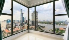 Cho thuê căn hộ cao cấp 2 view 180m2 bến Vân đồn, hàng hiếm có khó tìm