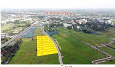 BÁN GẤP đất mặt tiền Hồ Văn Tắng. Tân Phú Trung, Củ Chi, Diện tích 20x50m