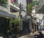 Nhà đường Tô Hiến Thành cần bán gấp, DT 101m2, 4 tầng, Ngang 5.3m, HXH