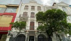 Bán nhà góc 3 mặt tiền Trần Khắc Chân, Quận 1. Hẻm hông 5m DT 5,6 x 18m, chỉ 30 tỷ