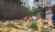 Bán đất đường số 85 P.Tân Quy,Quận 7 dt 8x20m,giá 24.4 tỷ.