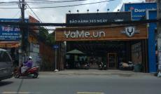 Bán nhà góc 2 MT đường Lê Văn Quới, quận Bình Tân, DT: 8x31m. Giá 26 tỷ