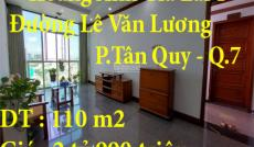 Chính Chủ Cần Bán Căn Hộ cao cấp Hoàng Anh Gia Lai 1, Đường Lê Văn Lương, Phường Tân Quy Quận 7, Hồ