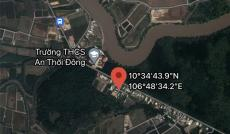Bán đất xã An Thới Đông, Cần Giờ: 10 x 17m, giá: 1,38 tỷ