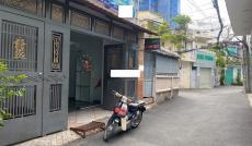 Cho thuê nhà Quận 3 - Nhà HXH đường Lê Văn Sỹ