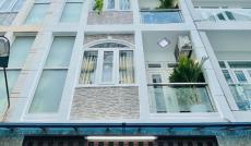 Bán Nhà Quận 3 Trần Quang Diệu Giá 8.2 Tỷ HXH 4 Tầng BTCT 6 PN Mới 100%